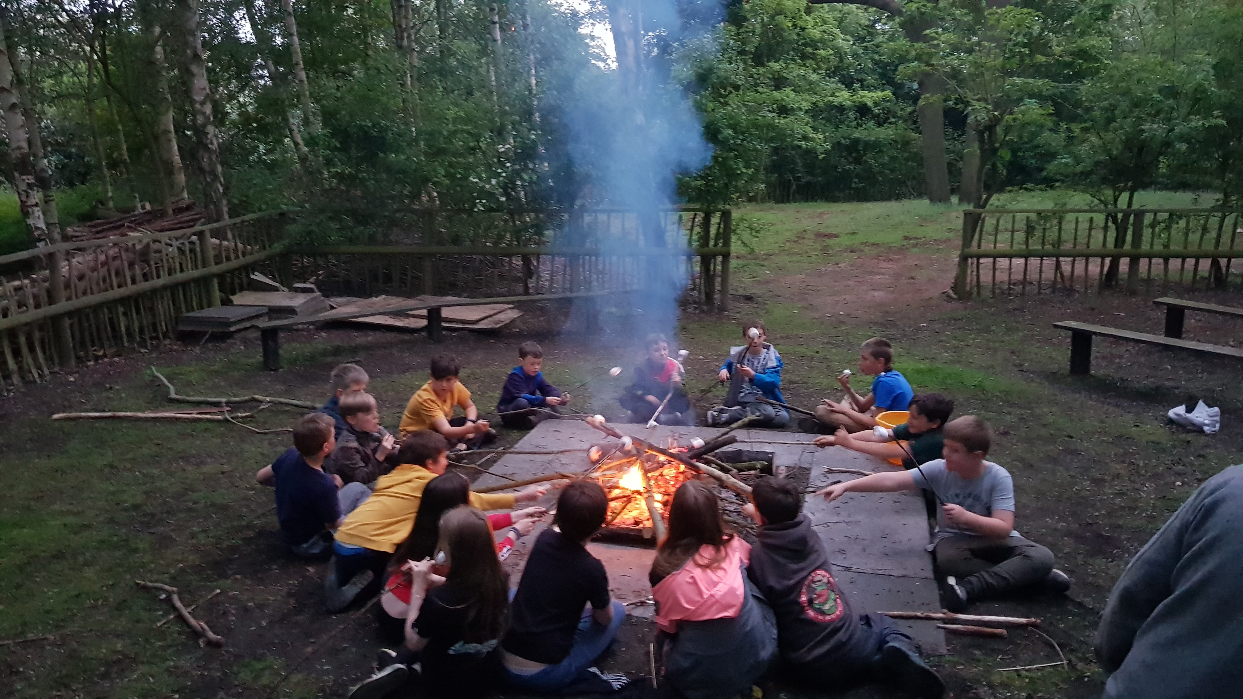 Cubs Sixer and Seconder Camp 2019 | 1st Tadcaster Scout Group